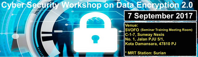 Cyber Security Workshop on Data Encryption 2.0